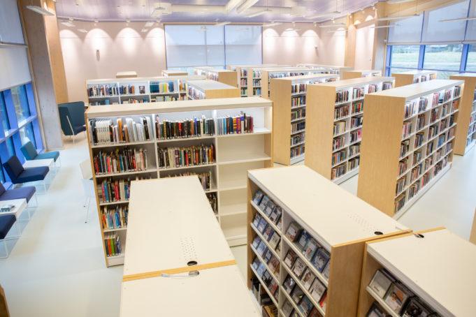 vesilahden kirjasto